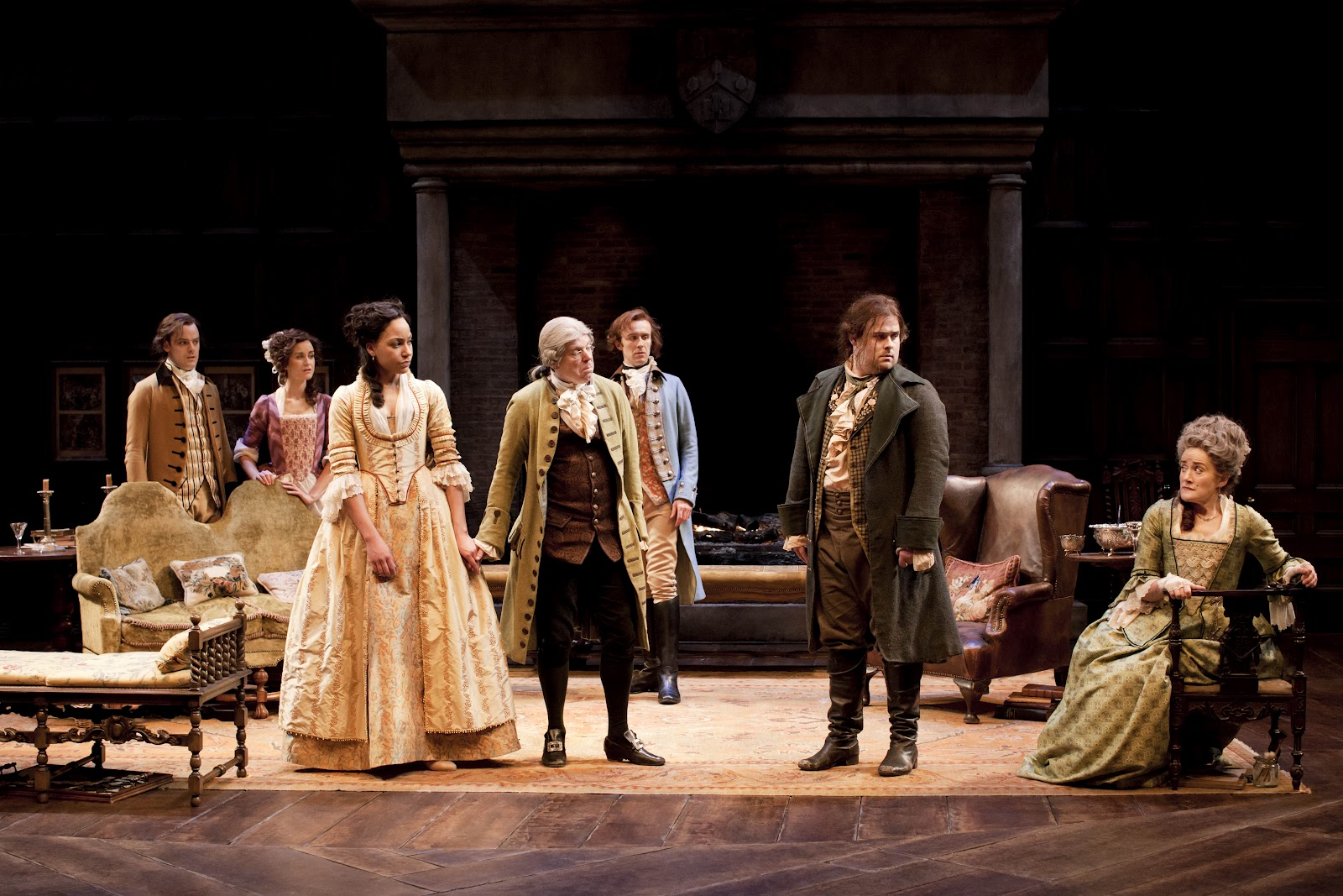 the gender role confusion in she stoops to conquer by oliver goldsmith She stoops to conquer by oliver goldsmith  of goldsmith's play depends on confusion between appearance and reality  roles in many ways, goldsmith's .